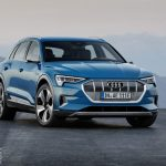 Audi e-tron electric SUV arrives to take on the Jaguar I-Pace and Mercedes EQC