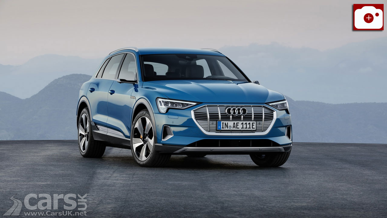 Audi e-tron electric SUV arrives