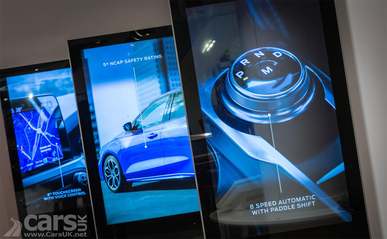 Online Car Sales >> Ford Car Sales Go Online In The Uk New Digital Ford Store