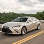 New Lexus ES UK Prices and Specs Announced