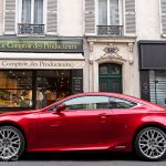 New Lexus RC Coupe: a little bit MACKEREL, a little bit CANDY FLOSS