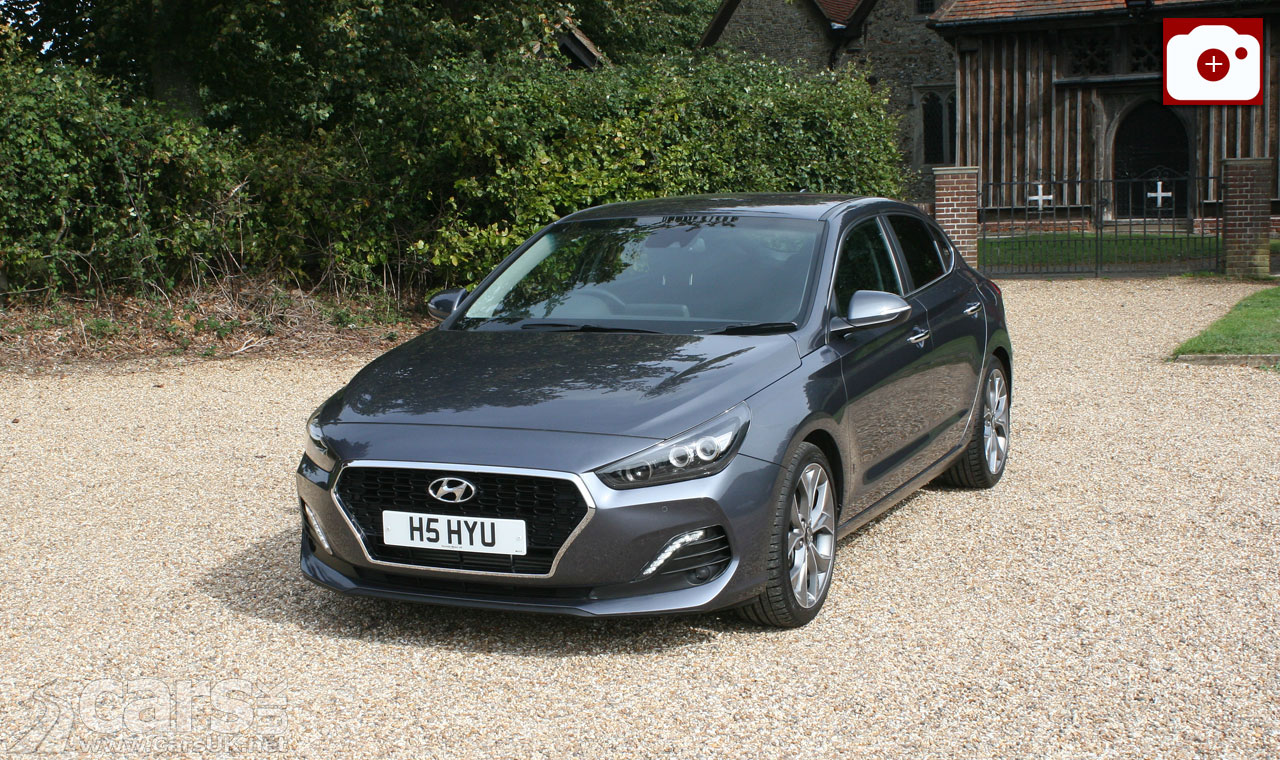 Hyundai i30 Fastback Premium Review