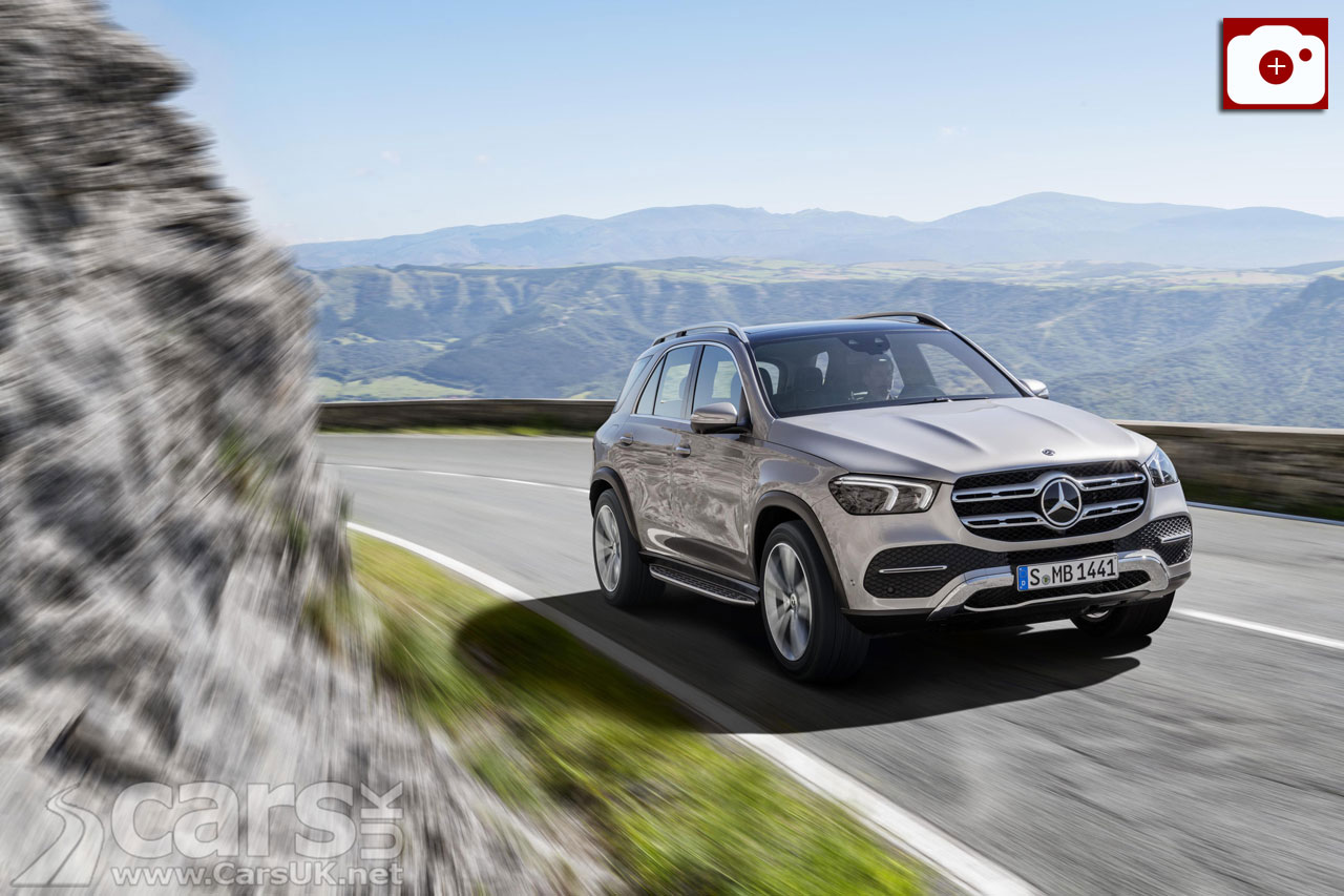 2019 Mercedes GLE UK Prices and Specs