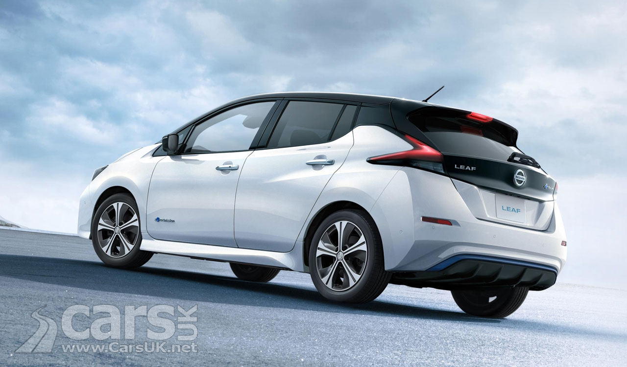 Electric Cars Like The Nissan Leaf Pictured Have Much Lower Maintenance Costs Than An
