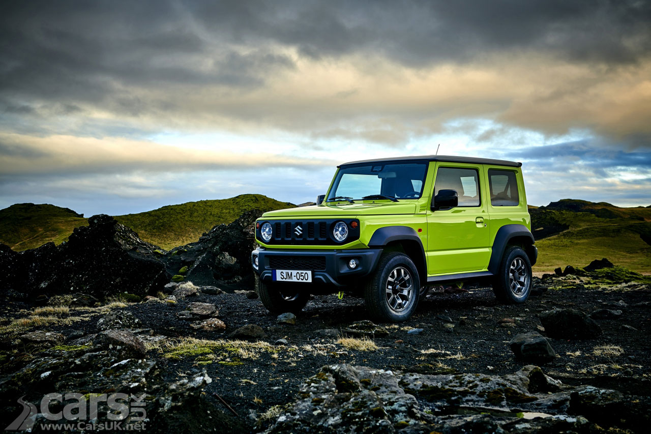 New Suzuki Jimny selling like Hot Cakes