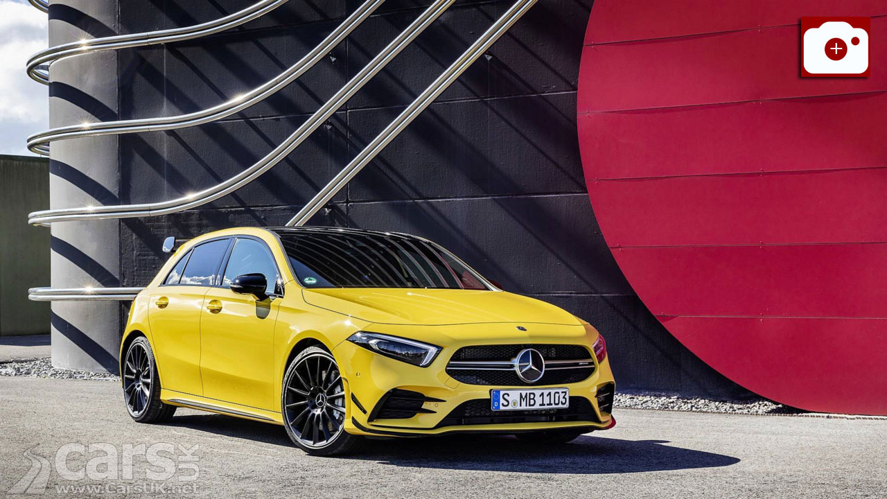 Mercedes-AMG A 35 UK Prices and Specs announced