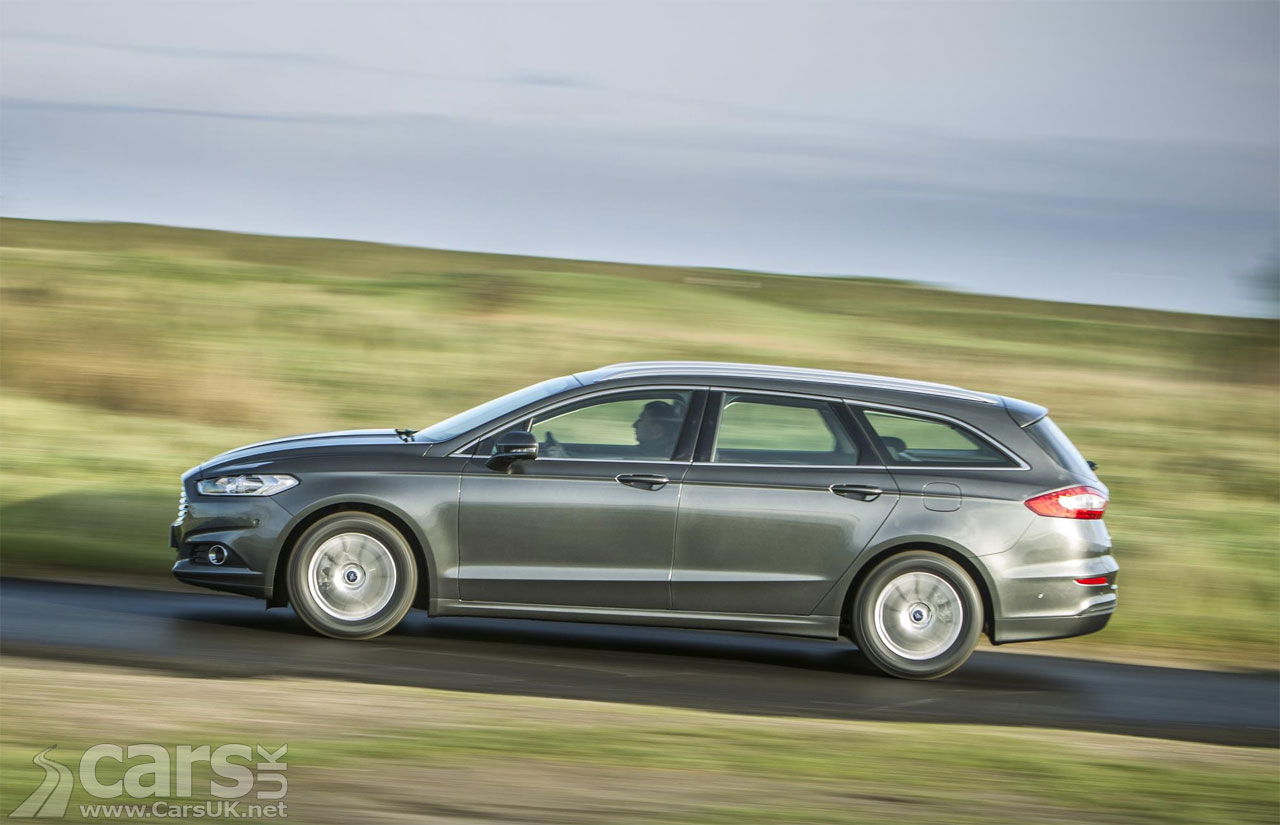 Ford Mondeo HYBRID Estate to launch in 2019