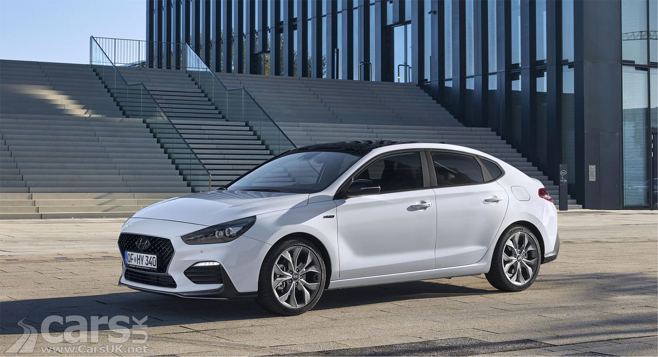 New Hyundai i30 Fastback N Line arrives
