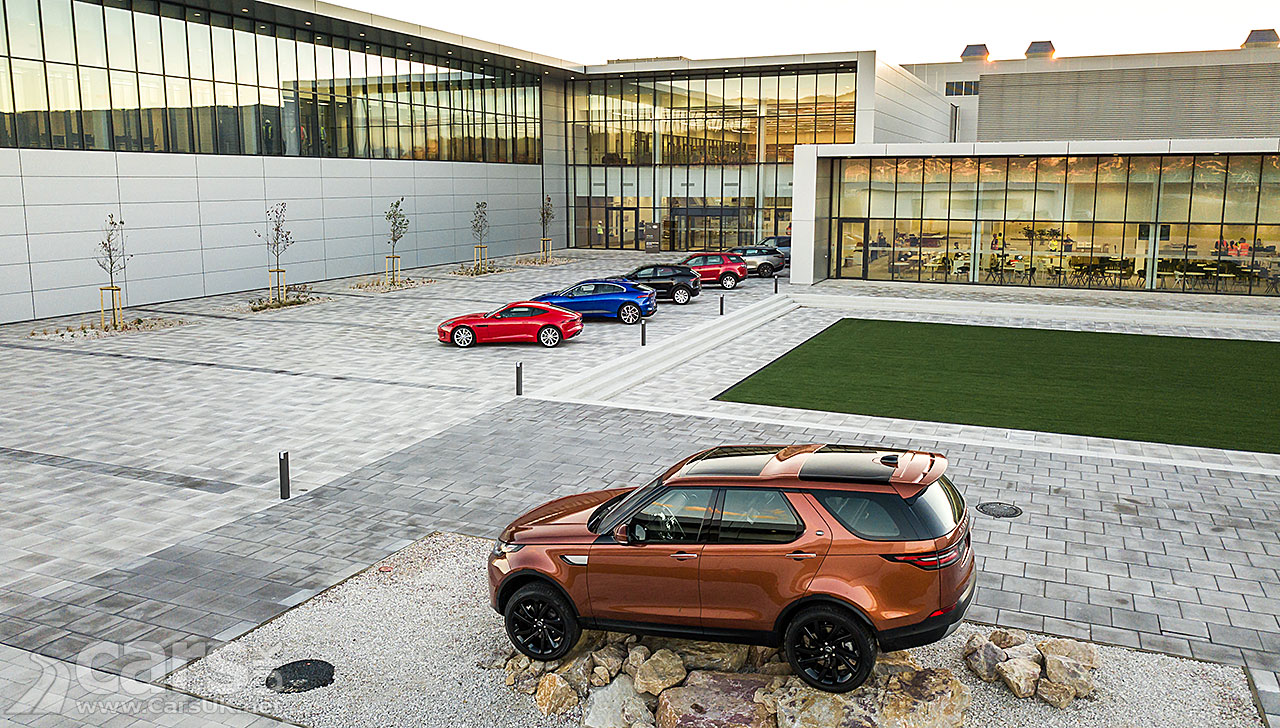 Land Rover Discovery production deserts the UK for a new Plant in Slovakia