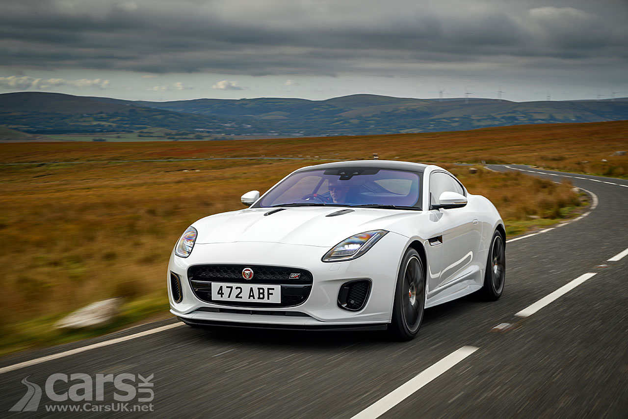 Jaguar F-Type Chequered Flag marks 70 years of Jaguar Sports Cars