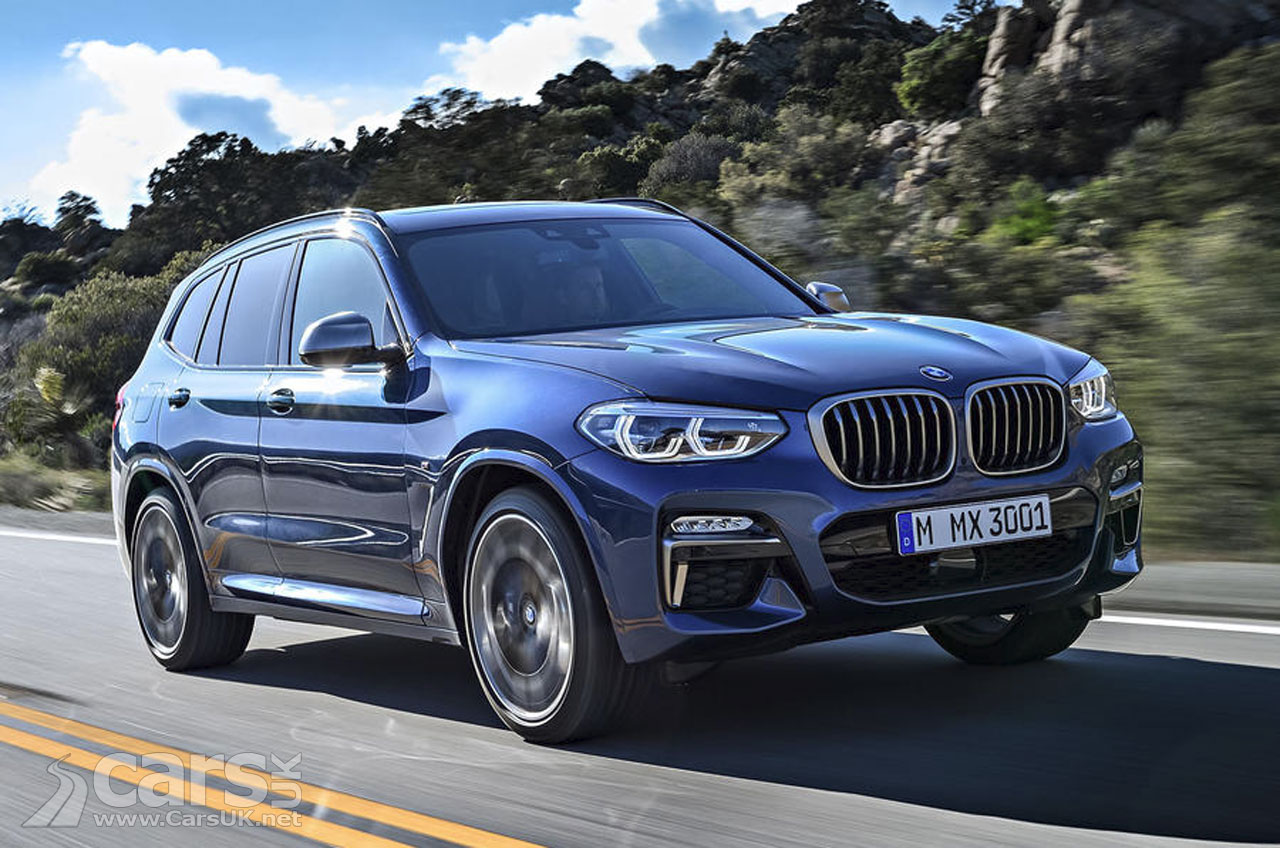 Bmw X3 Xdrive30e Plug In Hybrid Confirmed For 2019 Launch Cars Uk