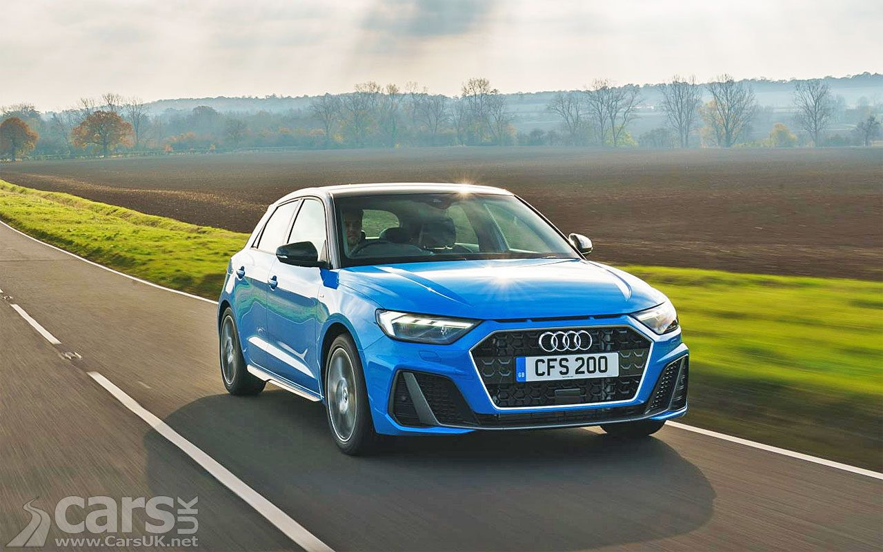 New Audi A1 Sportback - UK Prices and Specs