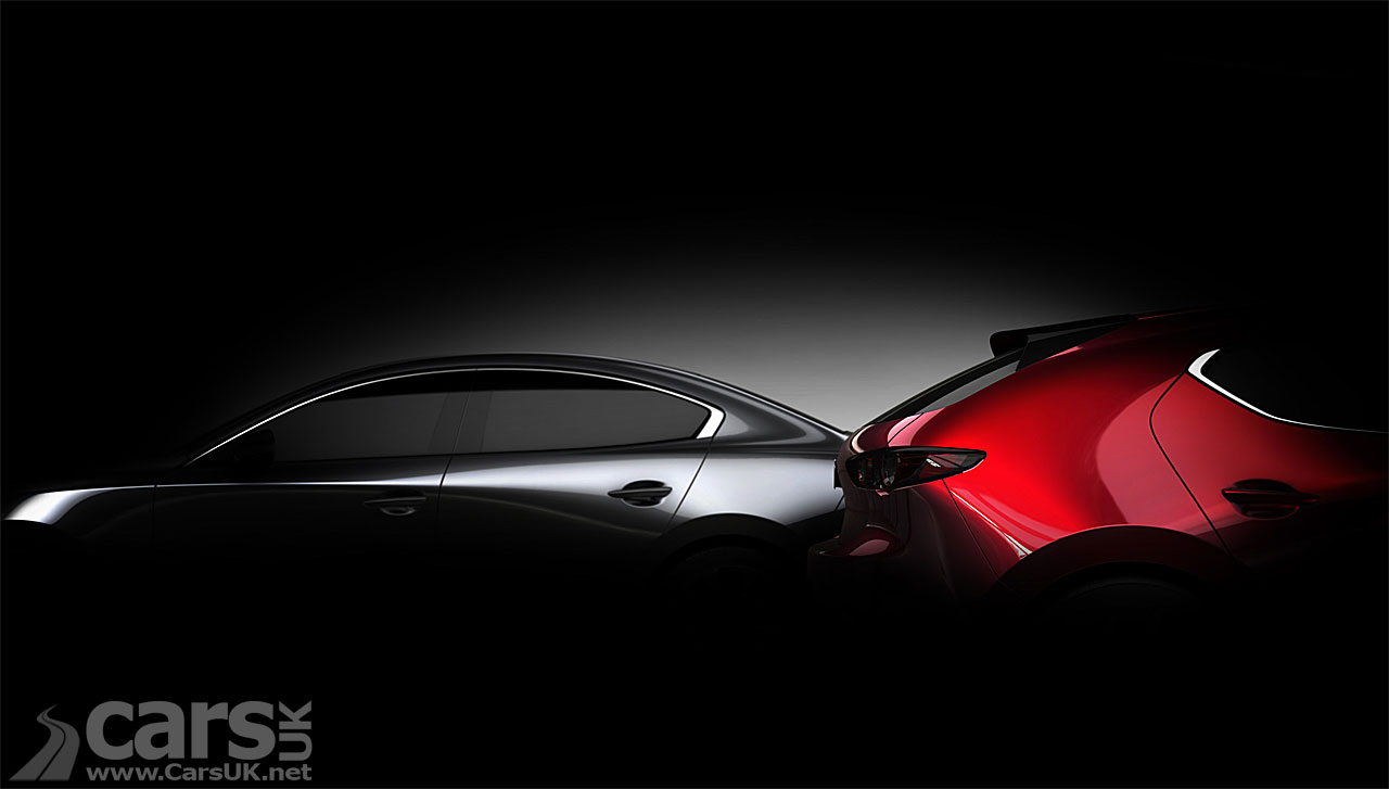 New Mazda3 to debut this month at LA Motor Show