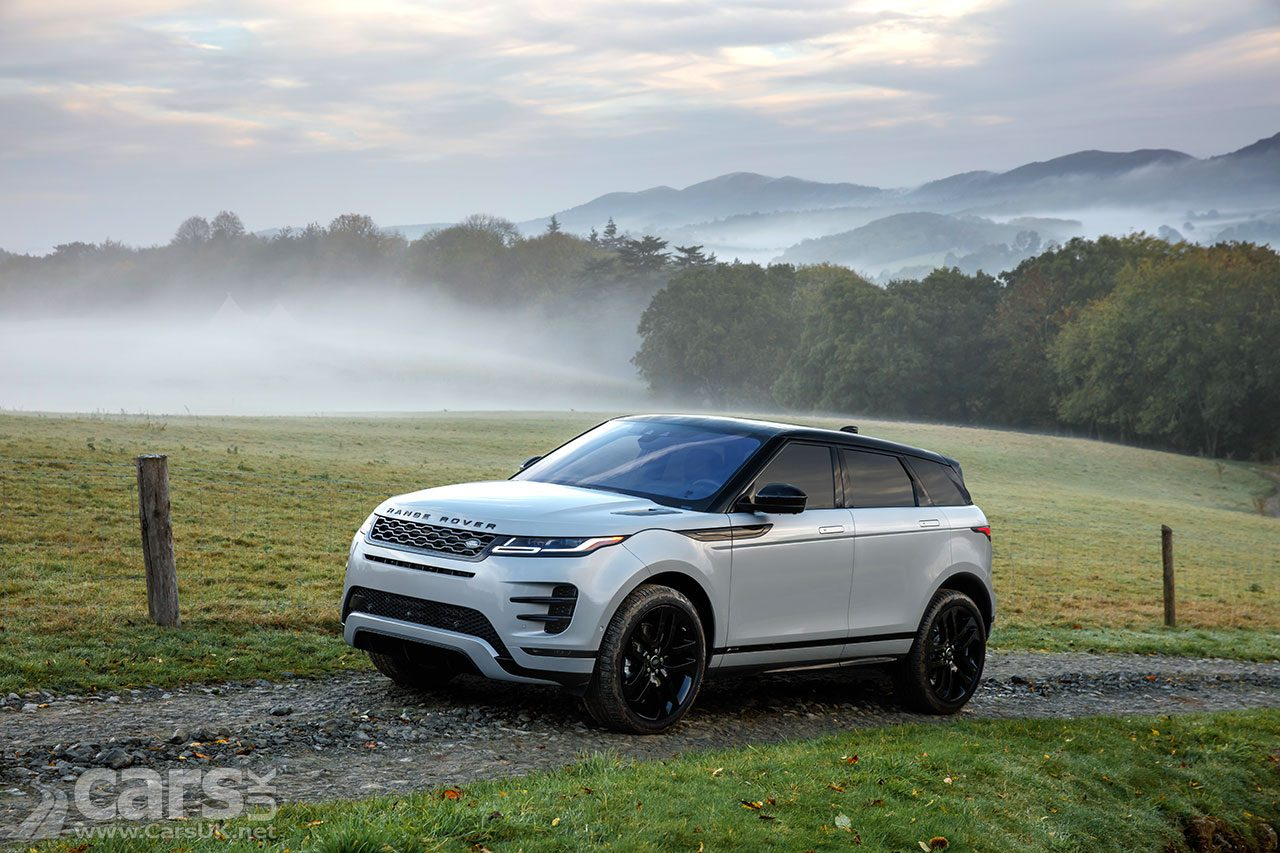 2019 Range Rover Evoque - all you need to know