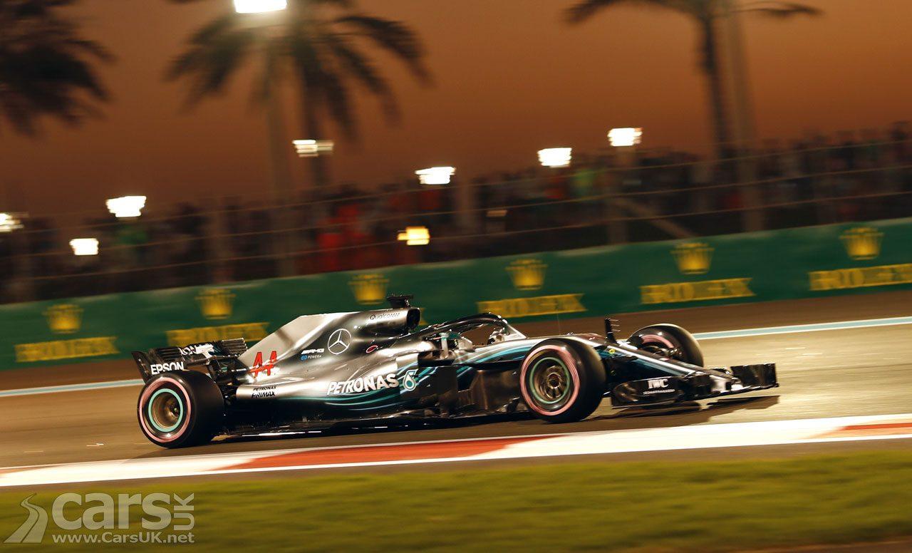 Lewis Hamilton wins 2018 Abu Dhabi Grand Prix