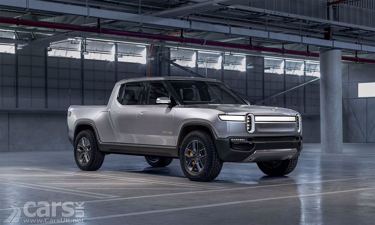 Rivian R1T ELECTRIC Pick-up