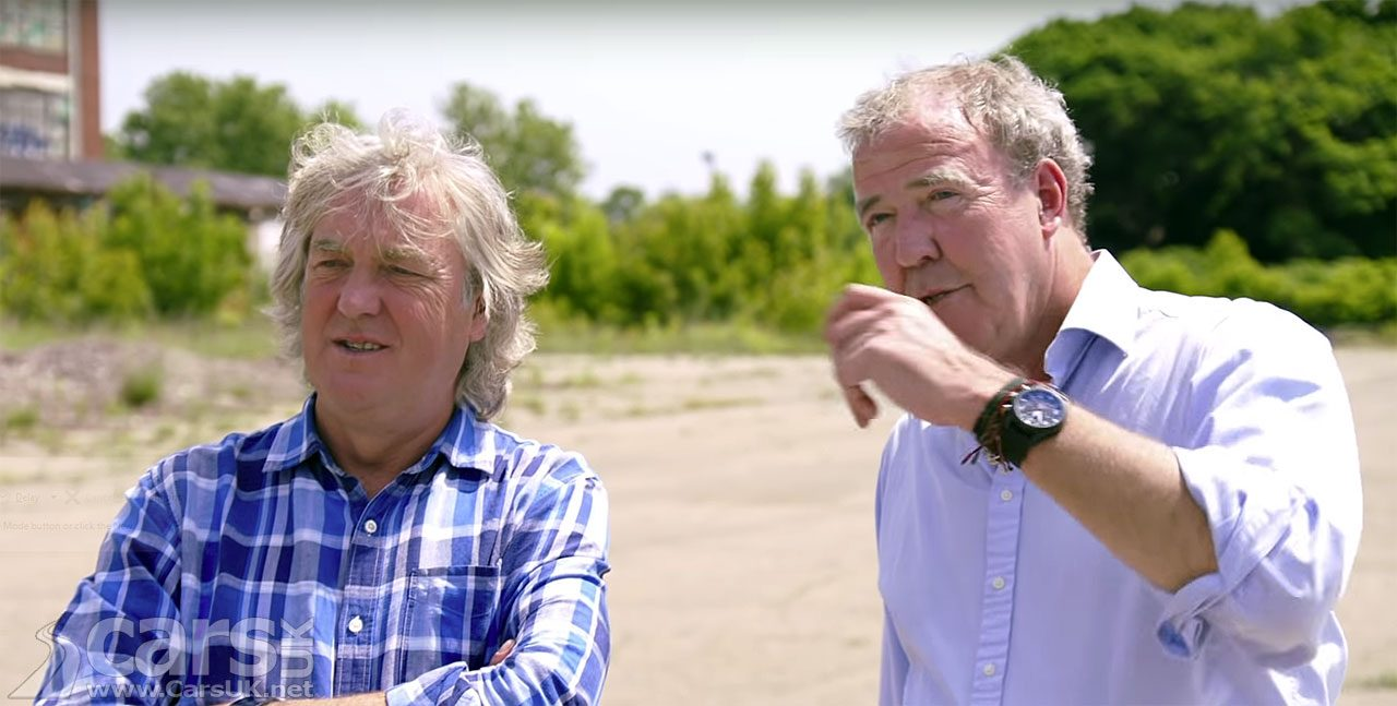 The Grand Tour Series 3 trailer arrives