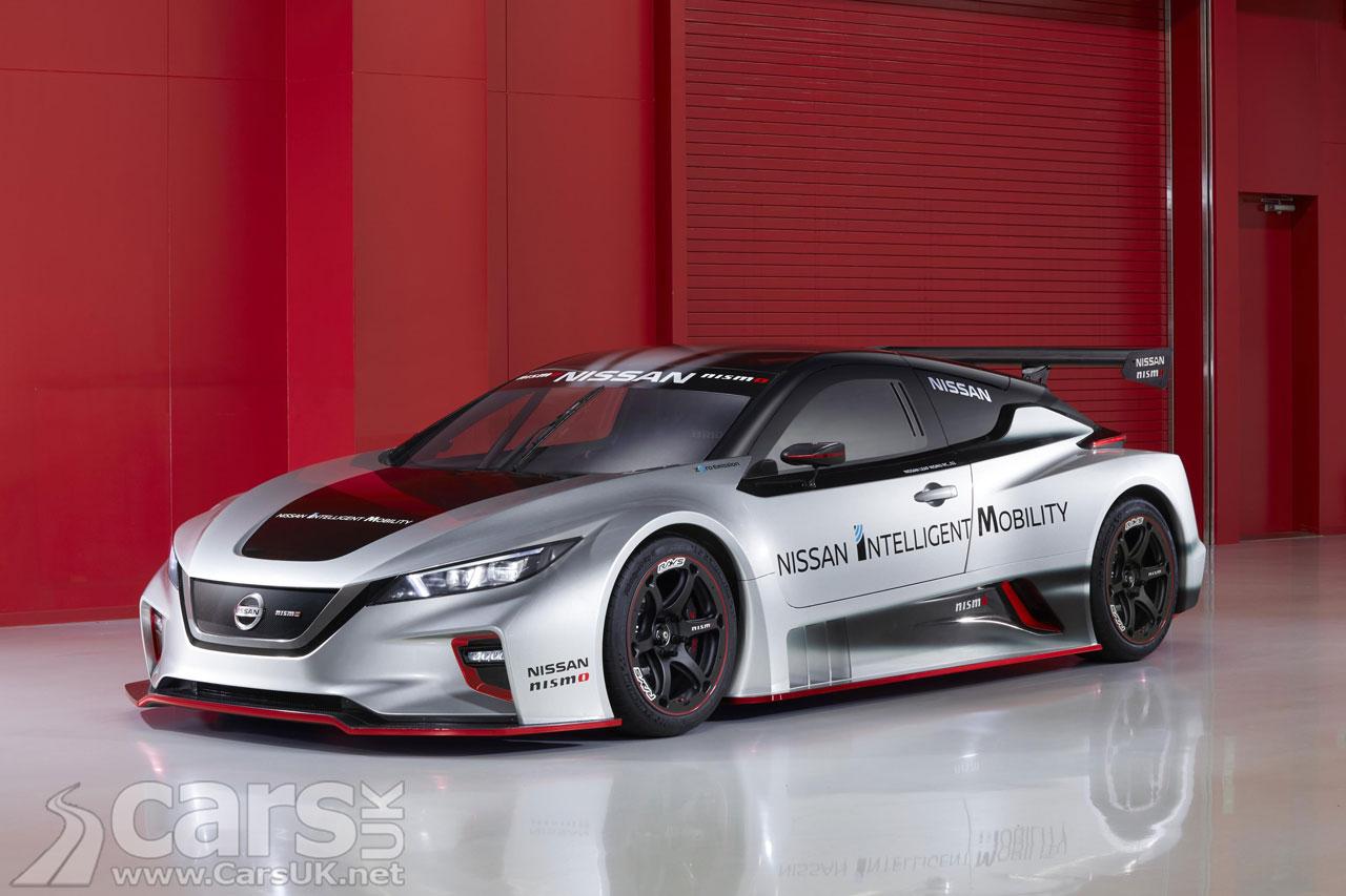 New Nissan LEAF Nismo RC