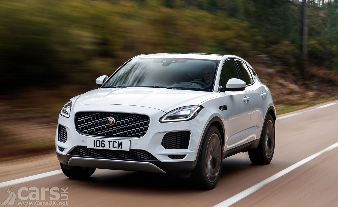 Jaguar E-Pace Winter
