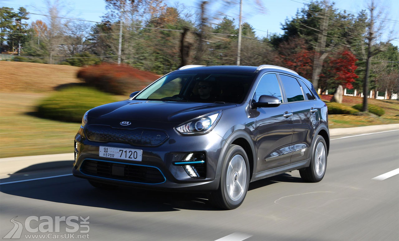 Electric Kia E Niro First Edition Costs 32 995 In The Uk Cars Uk