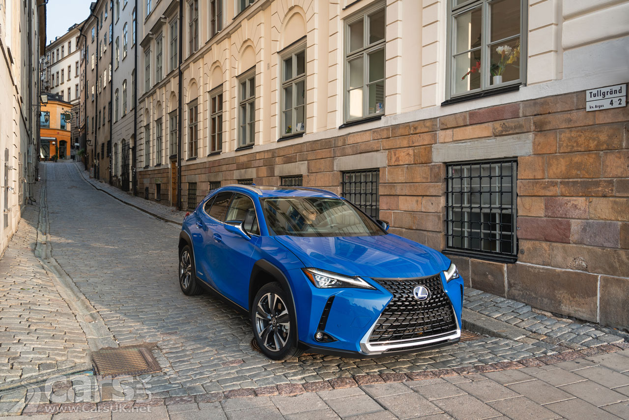 Is An Electric Lexus Ux Suv On The Cards Cars Uk
