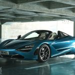 McLaren 720S Spider – McLaren delivers the open-top 720S in time for Christmas