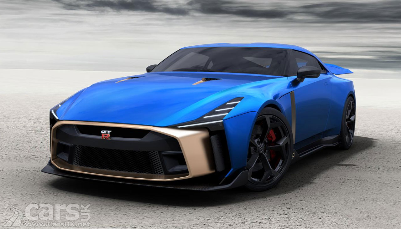 Nissan GT-R50 Production confirmed