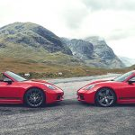 Porsche 718 T Cayman and Boxster arrive to fill a gap