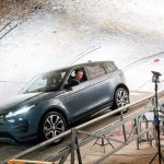 New Range Rover Evoque gets a 'PUKKA' workout in London
