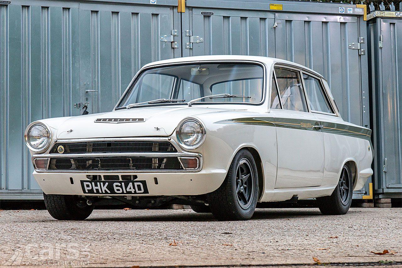 1966 Lotus Cortina makes £168,750 at auction