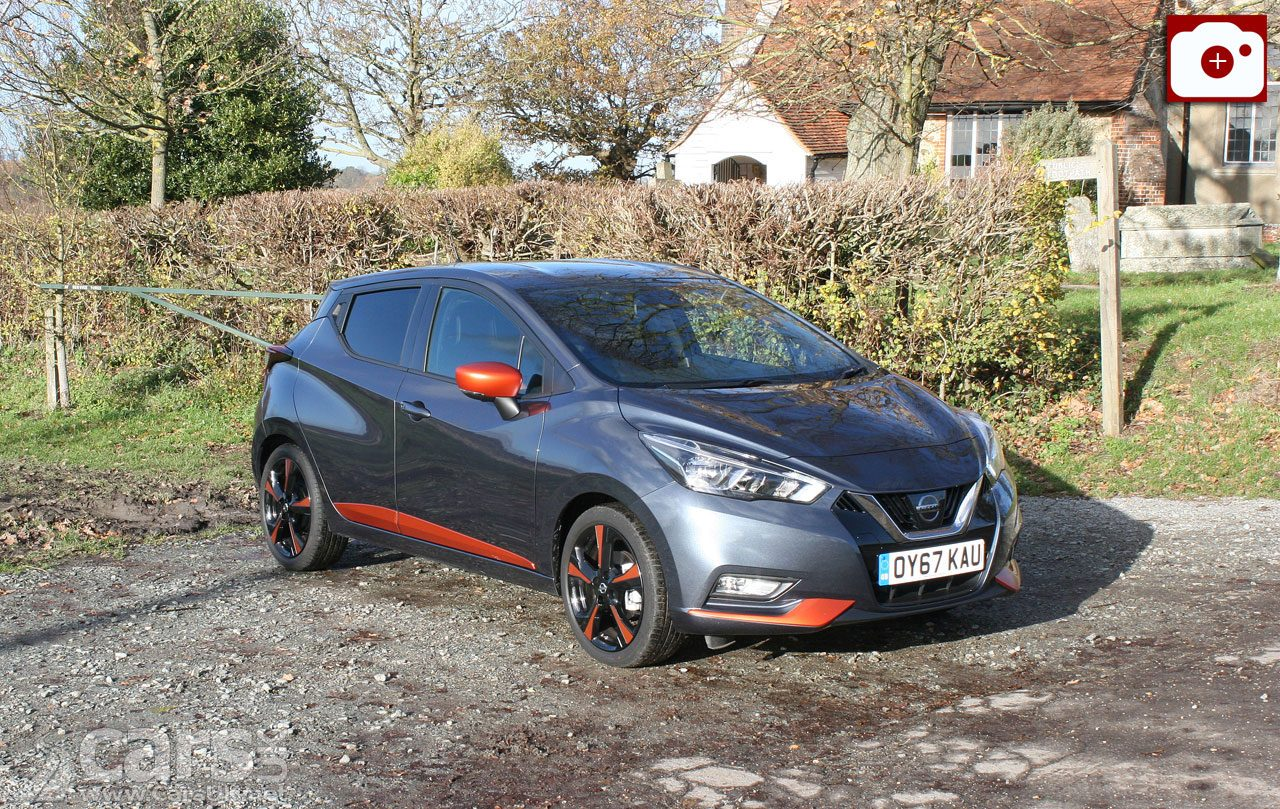 Nissan Micra IG-T 90 Tekna Review and Road Test