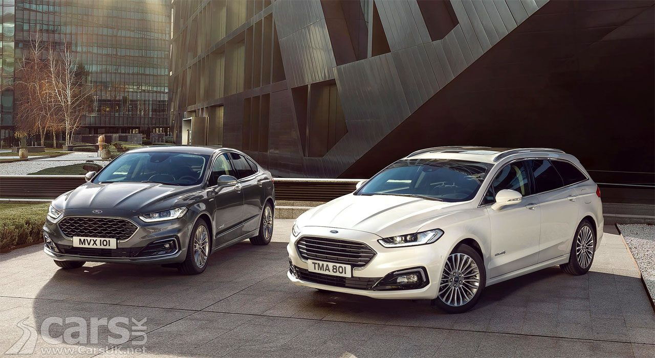 2019 Ford Mondeo gets a facelift
