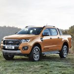 Ford Ranger Pick-up gets updated for 2019