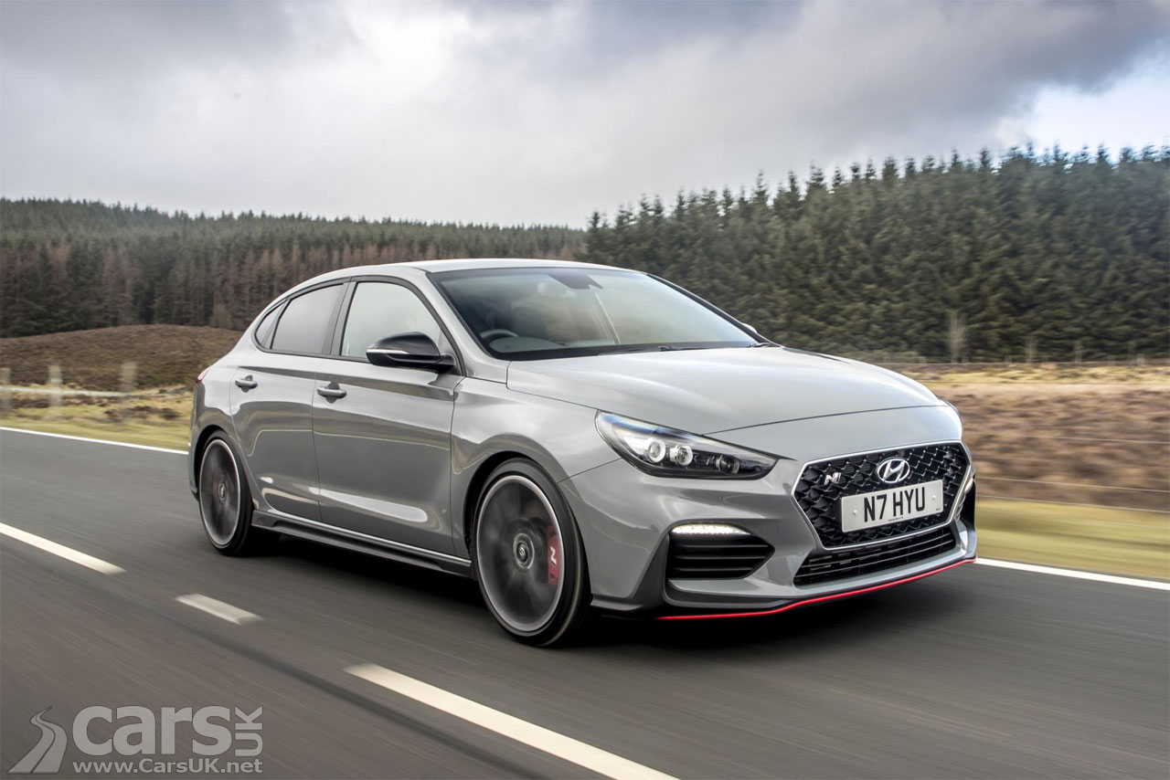 Hyundai i30 Fastback N UK Prices and Specs
