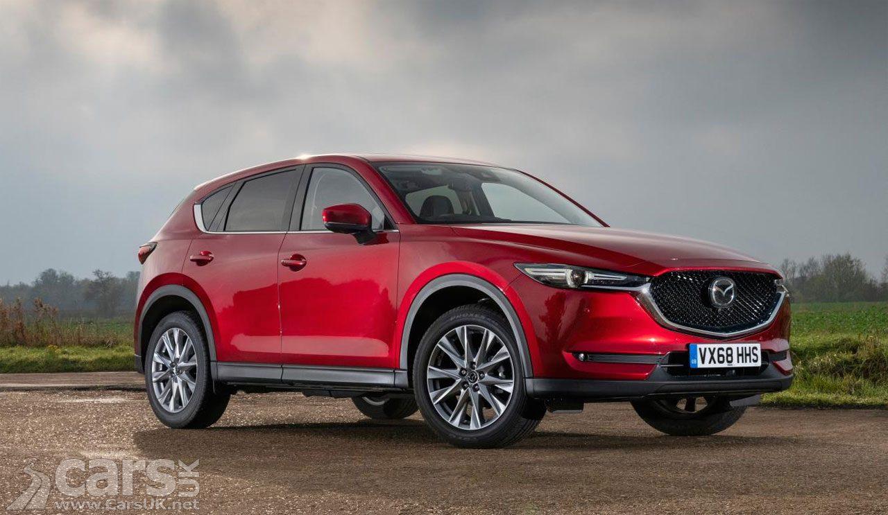 2019 Mazda CX-5 adds new GT Sport Nav+