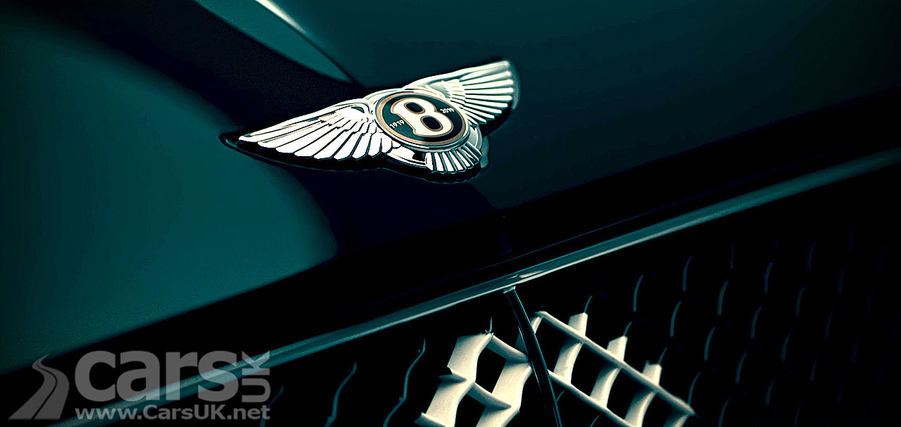 Bentley Centenary Edition teased