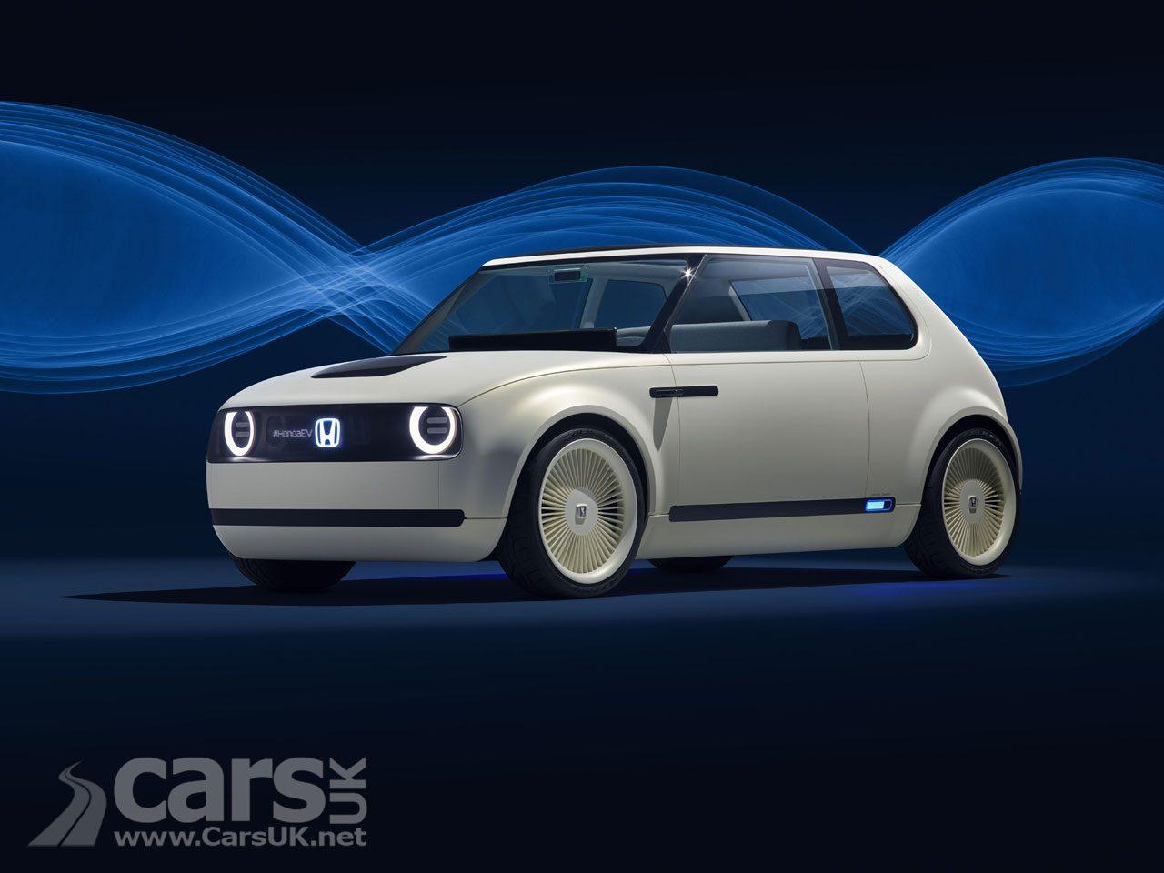 Honda Urban EV heading for Geneva debut