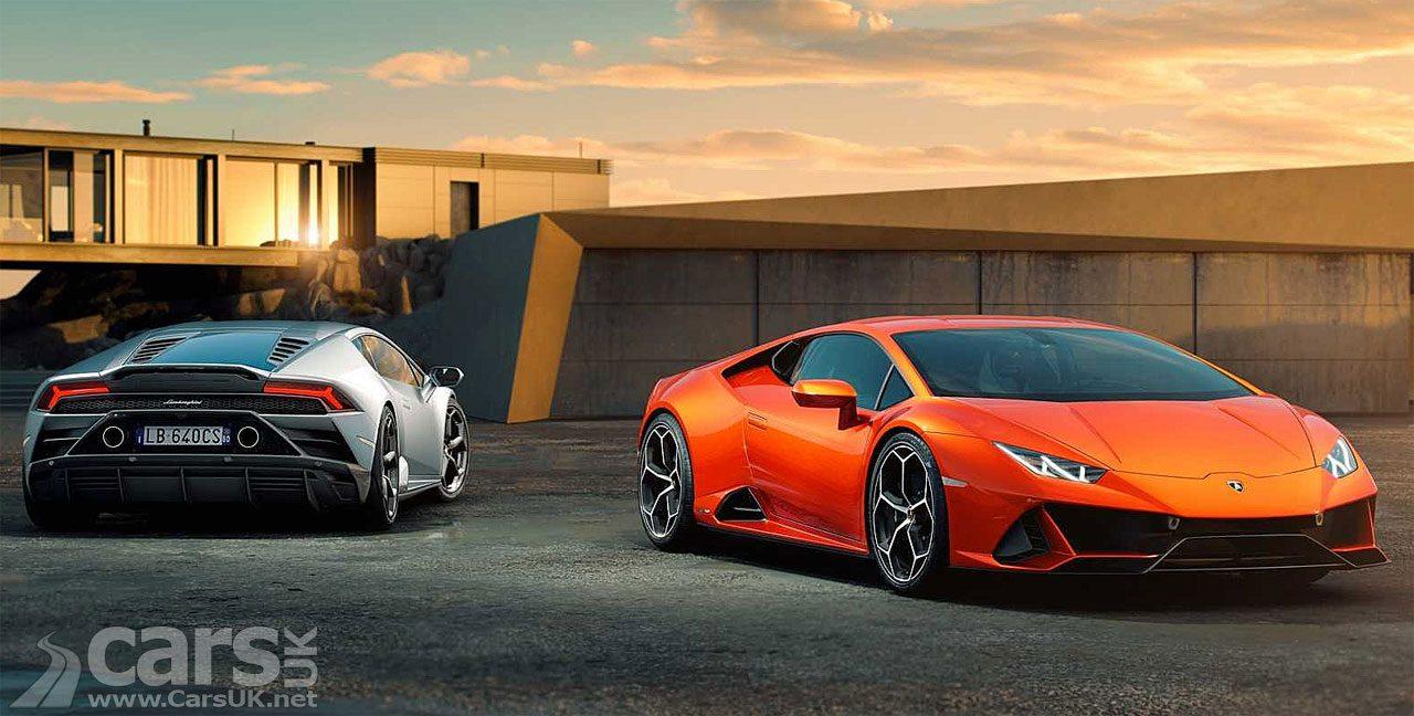 New Lamborghini Huracan Evo