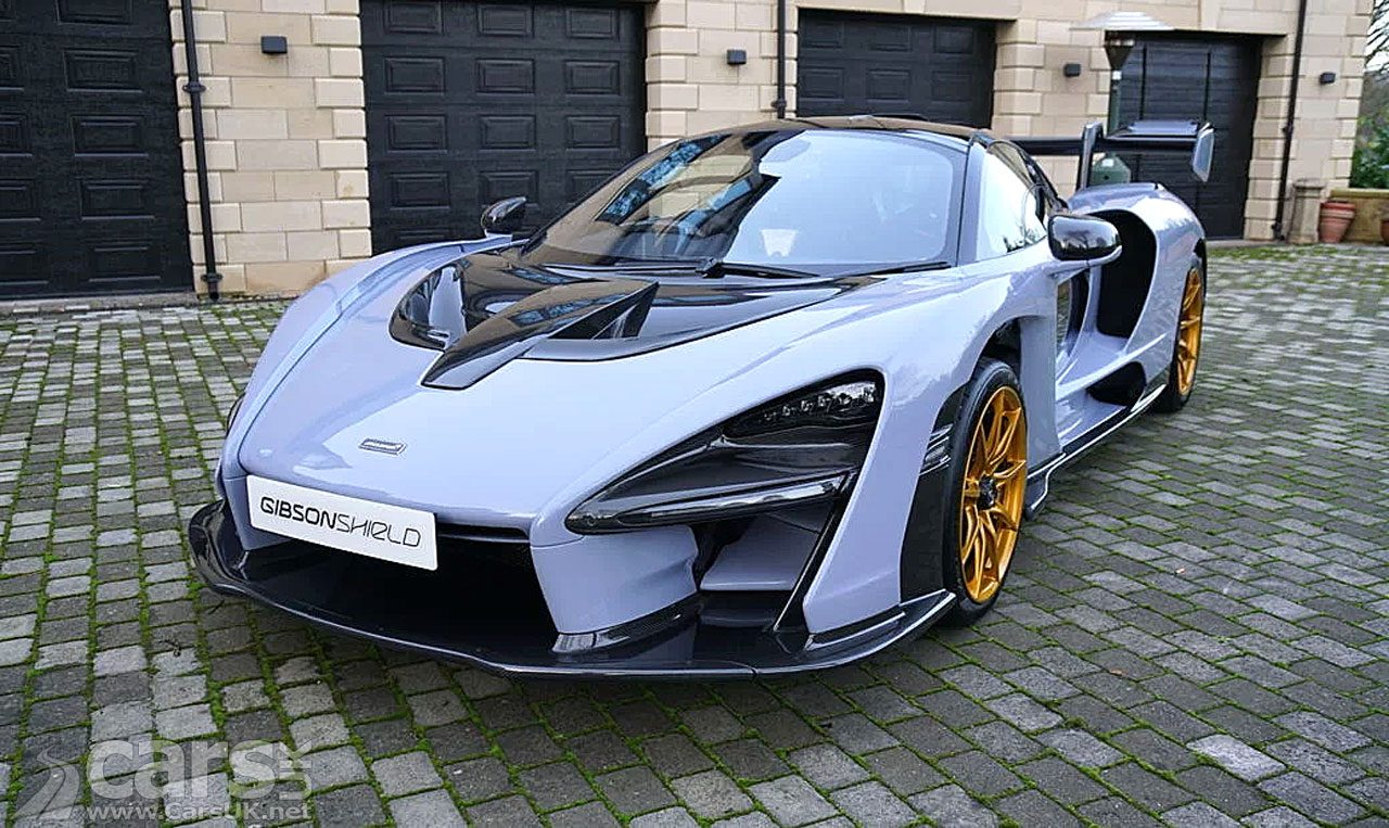 McLaren Senna For Sale