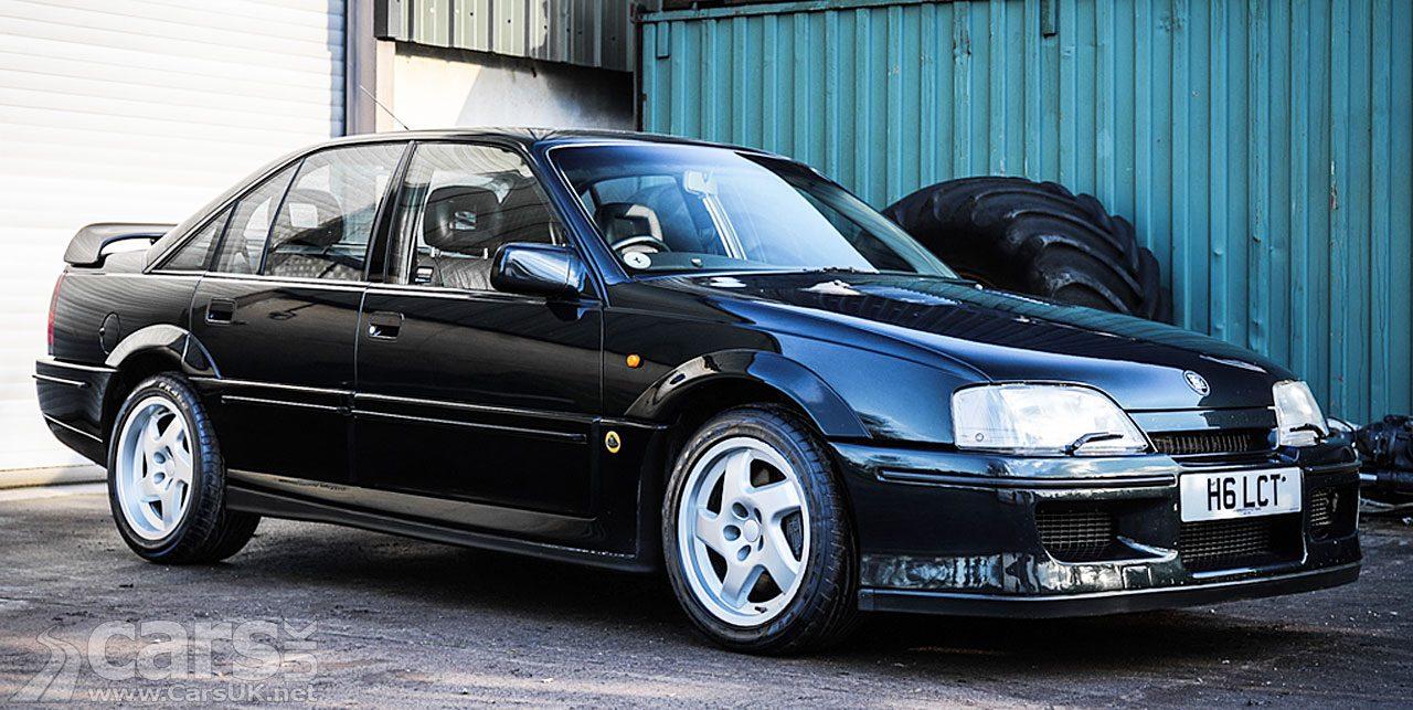 Always fancied a Lotus Carlton?