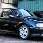 Always fancied a Lotus Carlton? Now's your chance