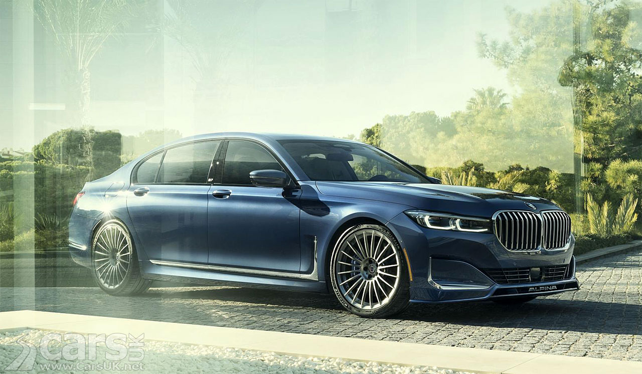 New Alpina B7 Because You Still Can T Have A Bmw M7 Cars Uk