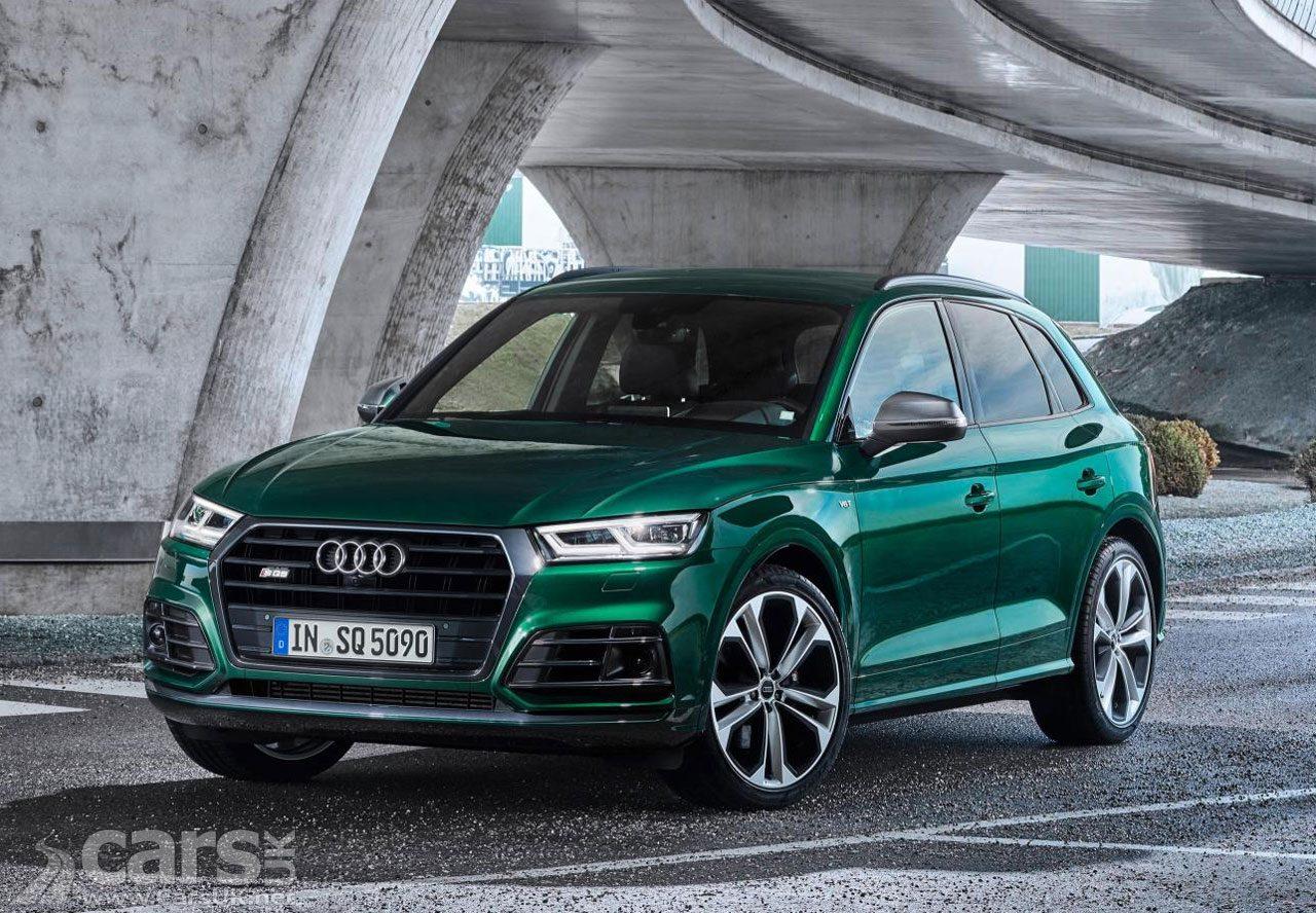 Audi SQ5 TDI returns