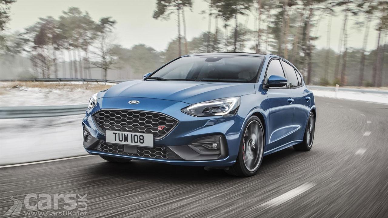 New Ford Focus ST arrives
