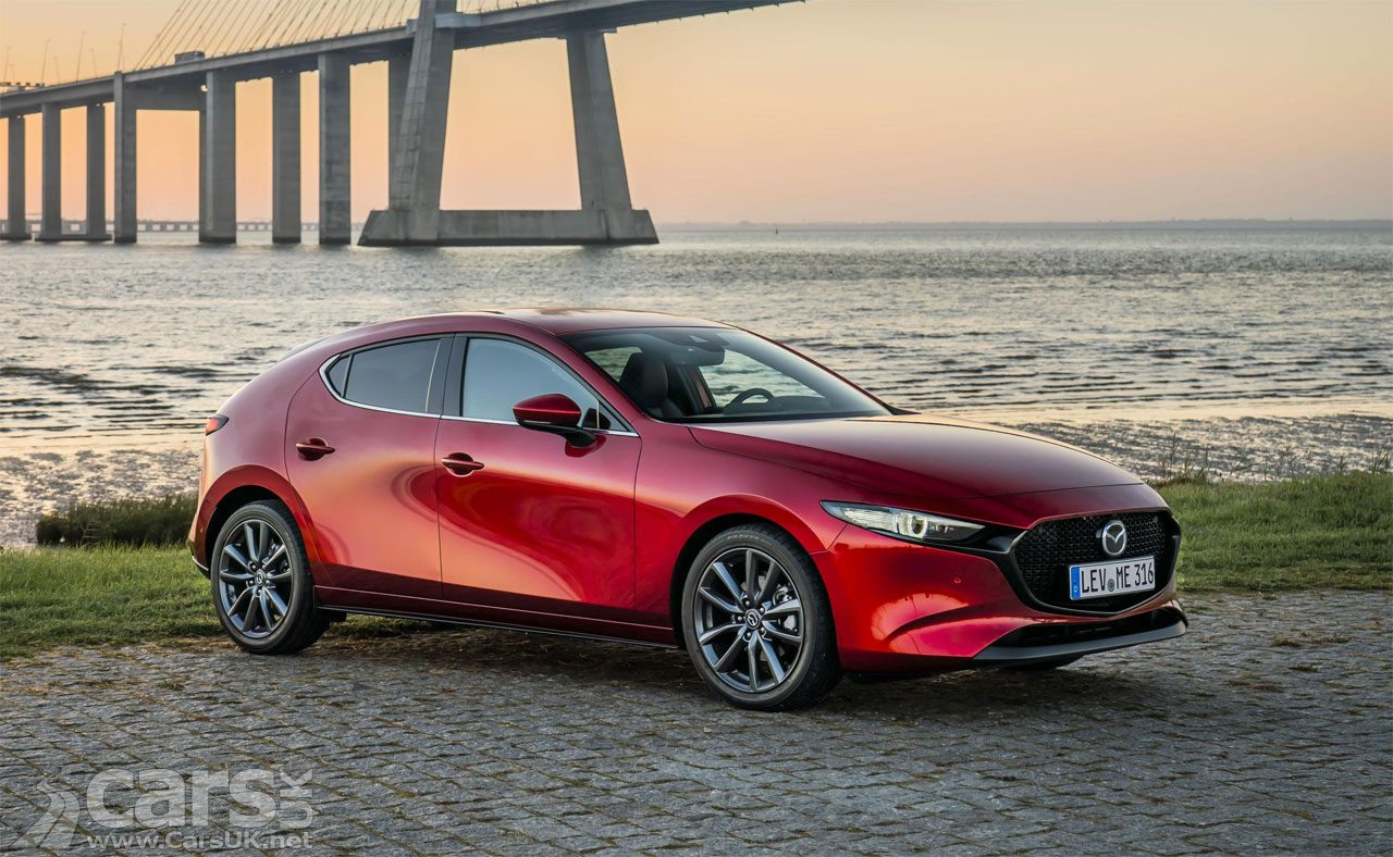 New Mazda3 hatchback UK prices and specs