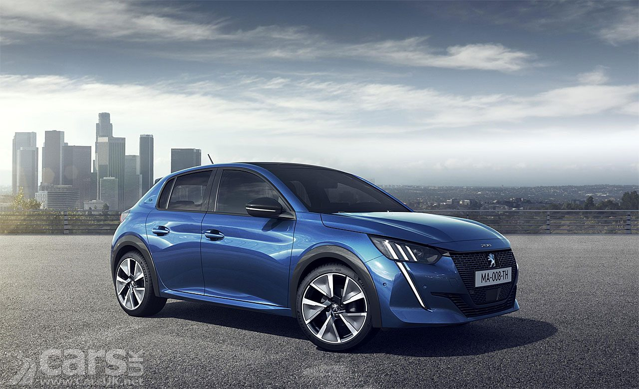 New Peugeot 208 and electric e-208 revealed