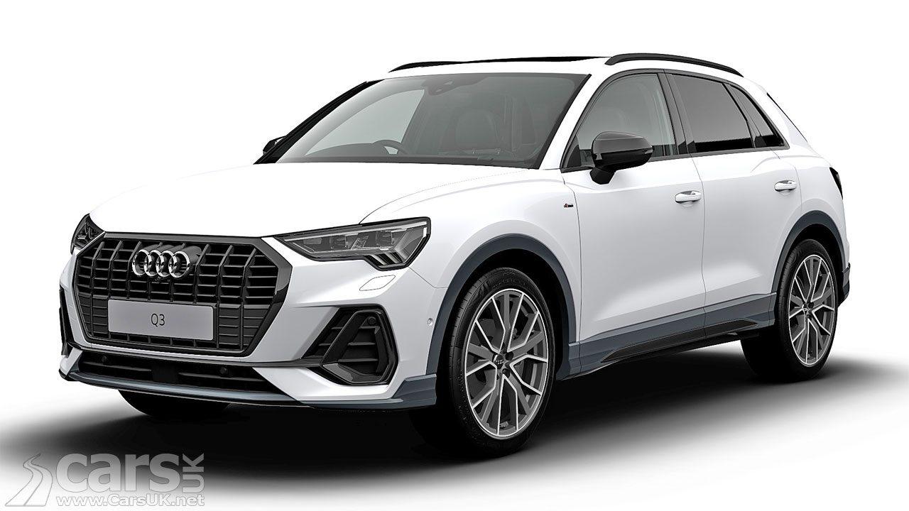 Audi's UK range gets a plethora of Black Edition and Vorsprung models
