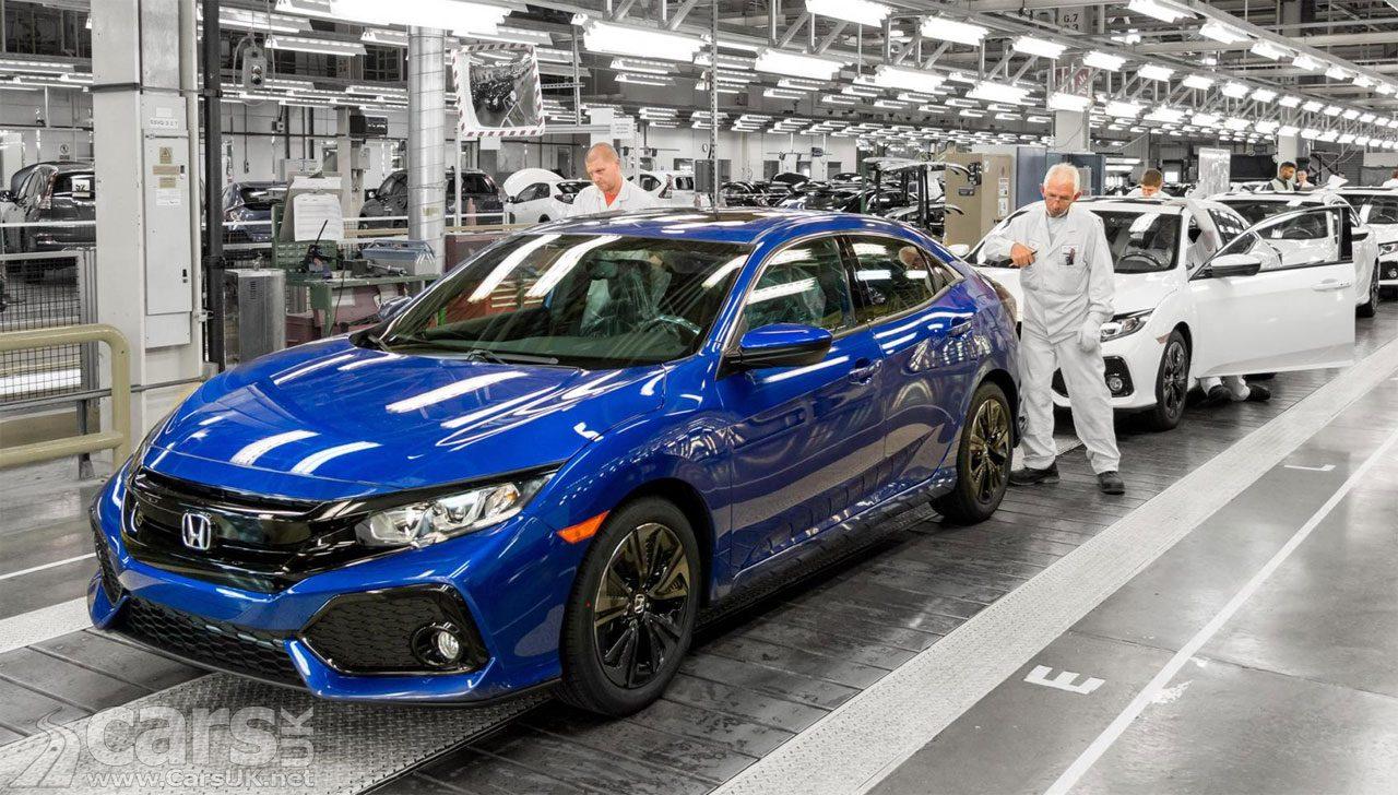 Honda to CLOSE its Swindon Plant
