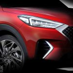 Hyundai Tucson N Line TEASED ahead of Geneva debut