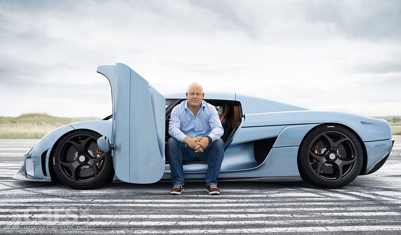 Christian von Koenigsegg is plotting a Hybrid Supercar at under £1 million